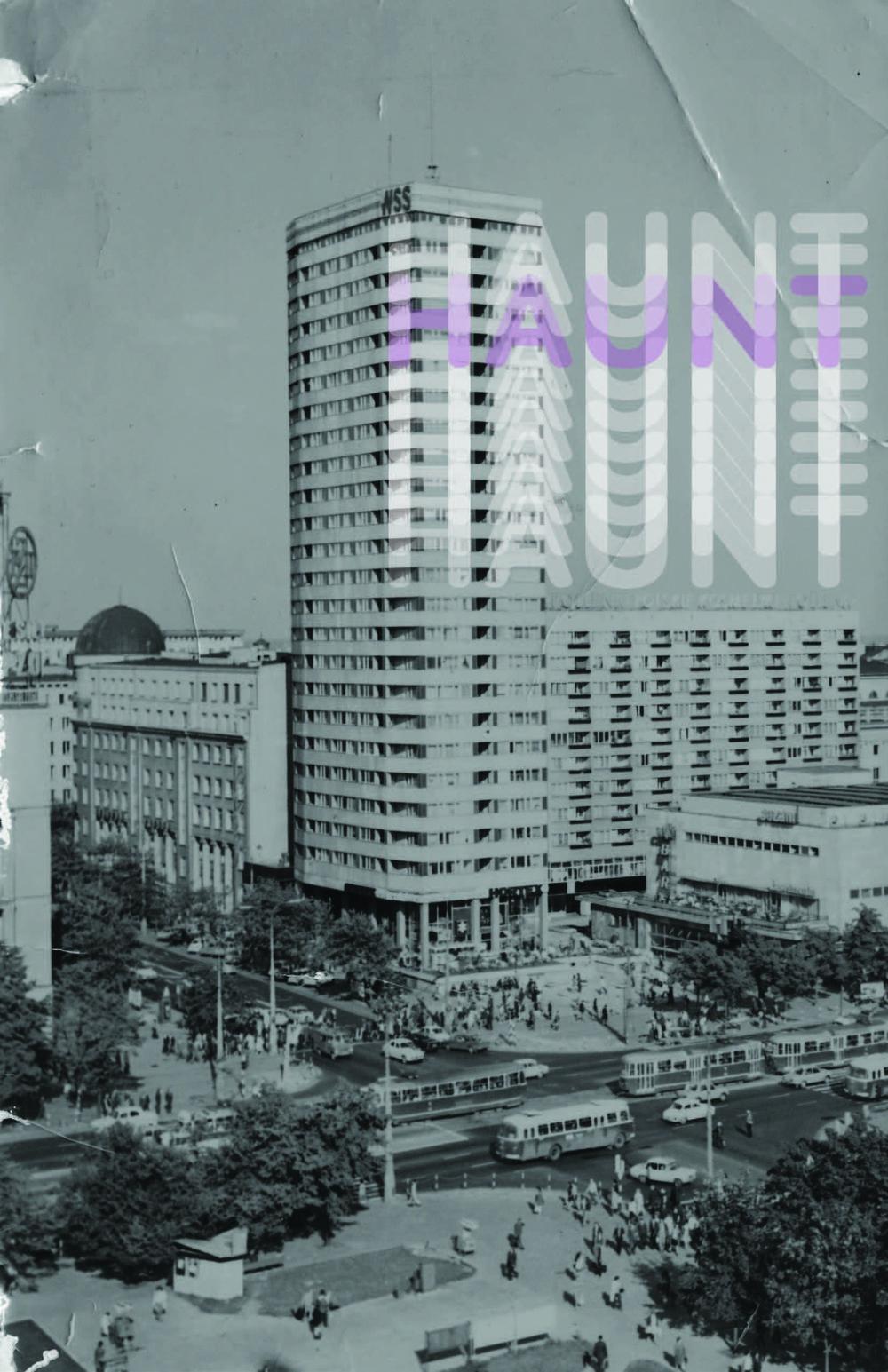 Haunt (Cover)