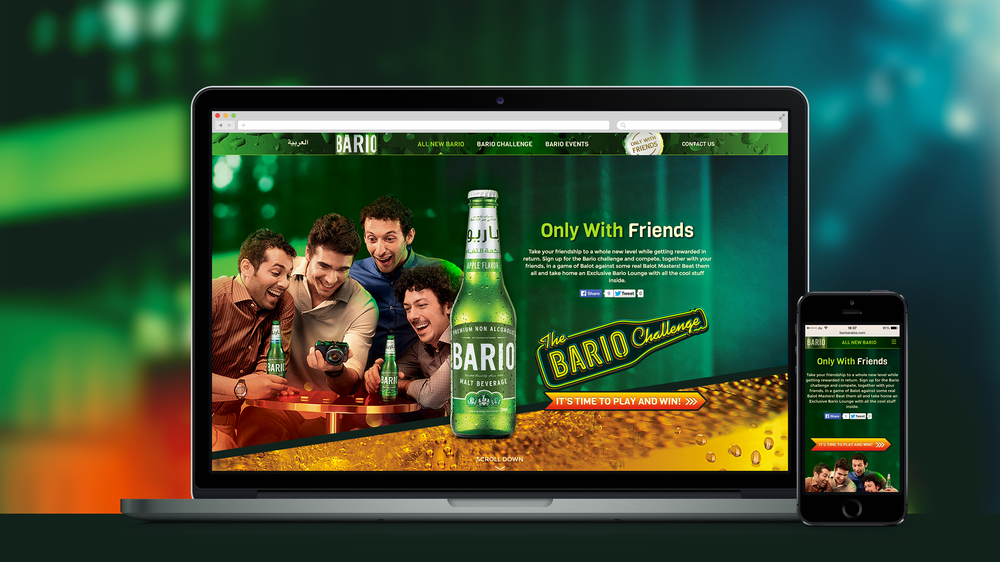 Bario – Only With Friends