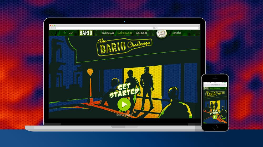 The Bario Challenge
