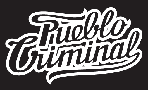 Logo Black-White - PUEBLO CRIMINAL