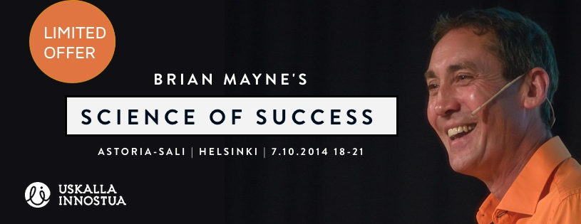 Brian Mayne Science of Success promotion ltd.jpg