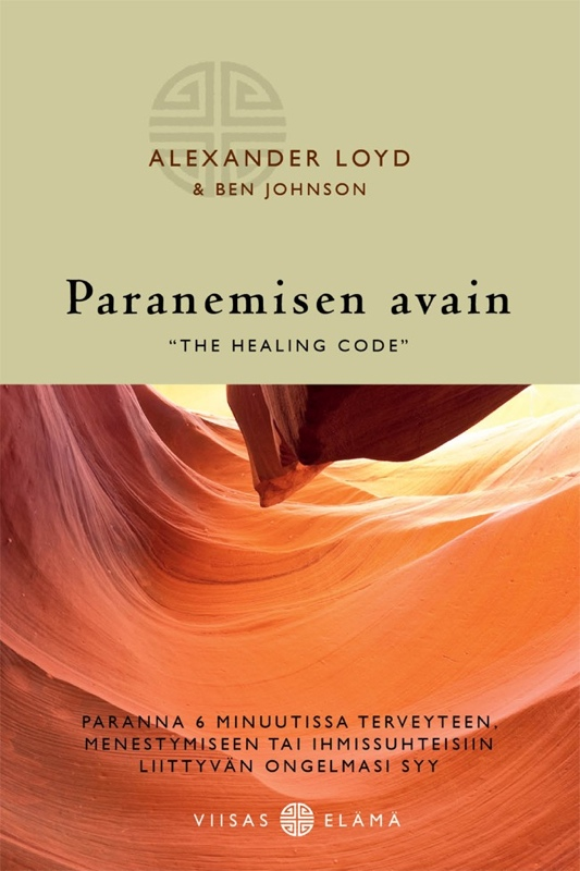 Paranemisen avain - The Healing Code-suuri.jpg