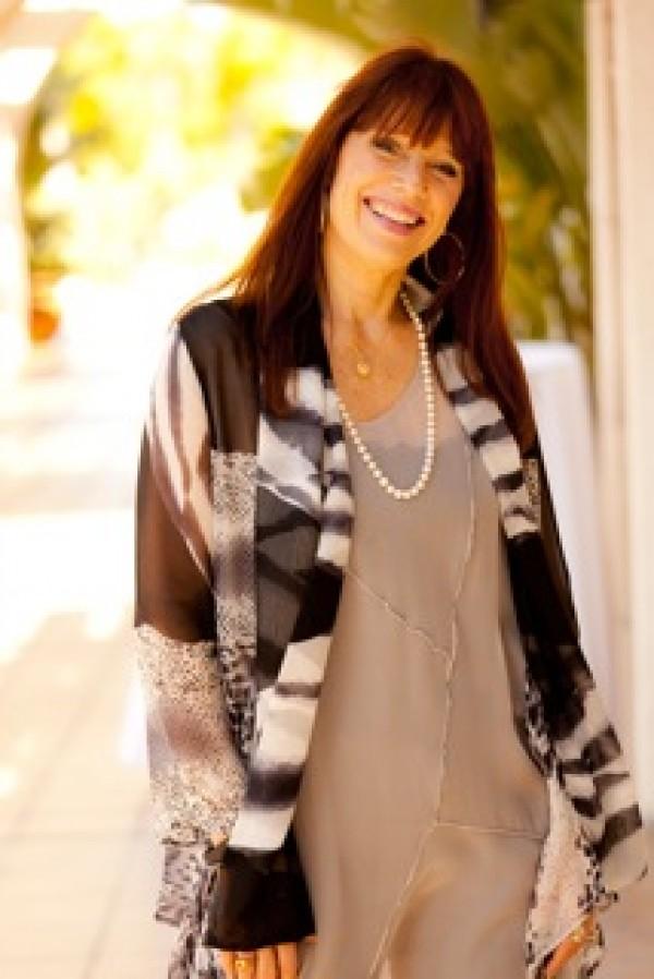 Janet Bray Attwood - The Passion Test -menetelmän toinen kehittäjä yhdessä Chris Attwoodin kanssa.