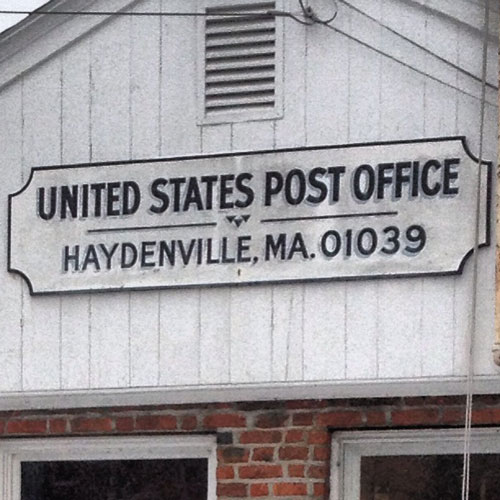 Haydenville Post Office