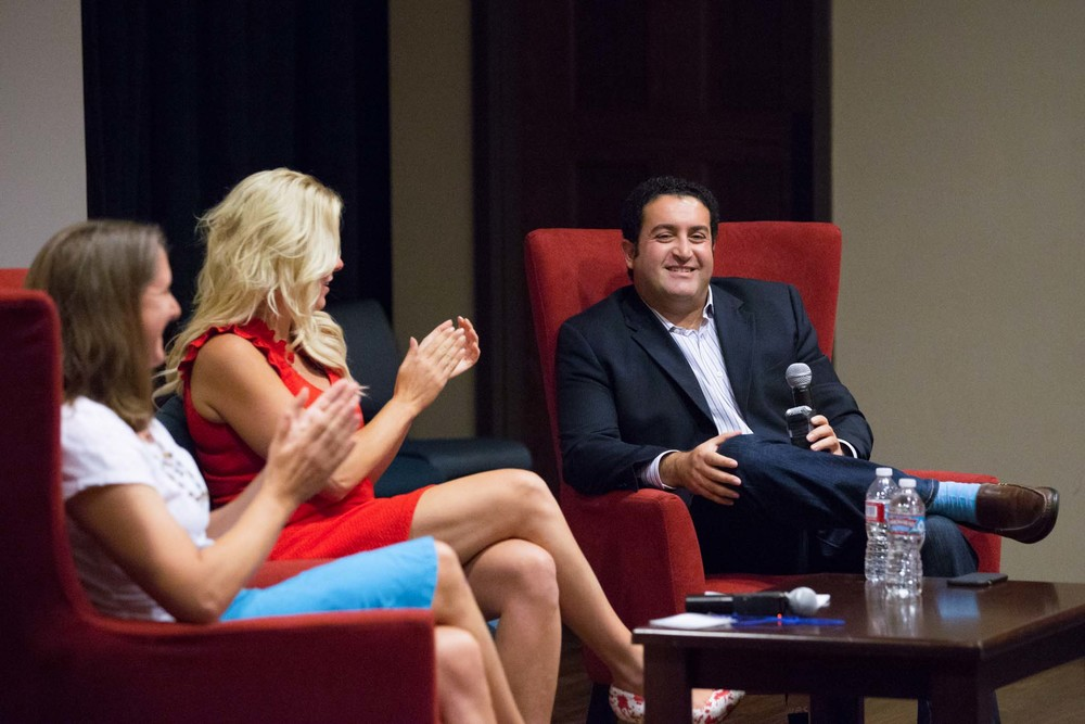 Hera Venture Summit 2015 - Alicia Robb, Candace Klein, Navid Alipour
