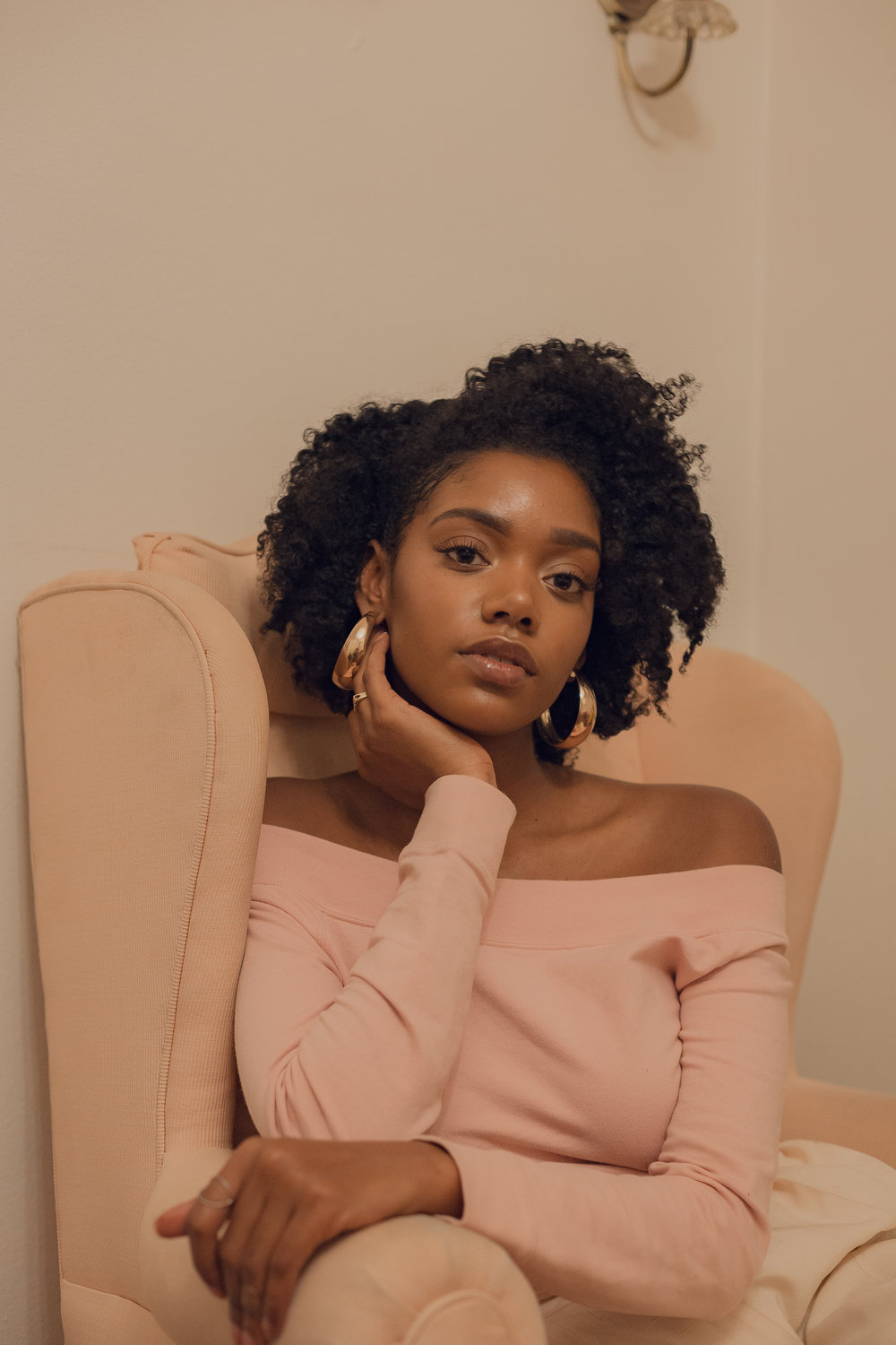 Imani Mixon is a Detroit-based and embraced writer who explores stories of acquiring and returning, necessity and desire, and the overwhelming coolness of all things Black. She is becoming the writer, poet, and person she has needed all along.