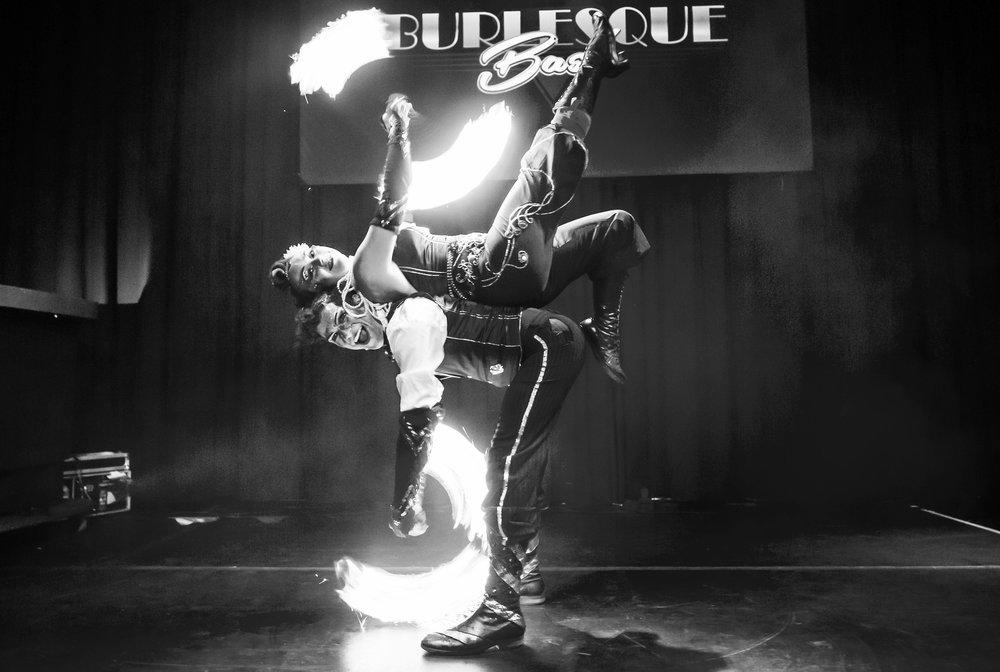 FIRE DANCERS -
