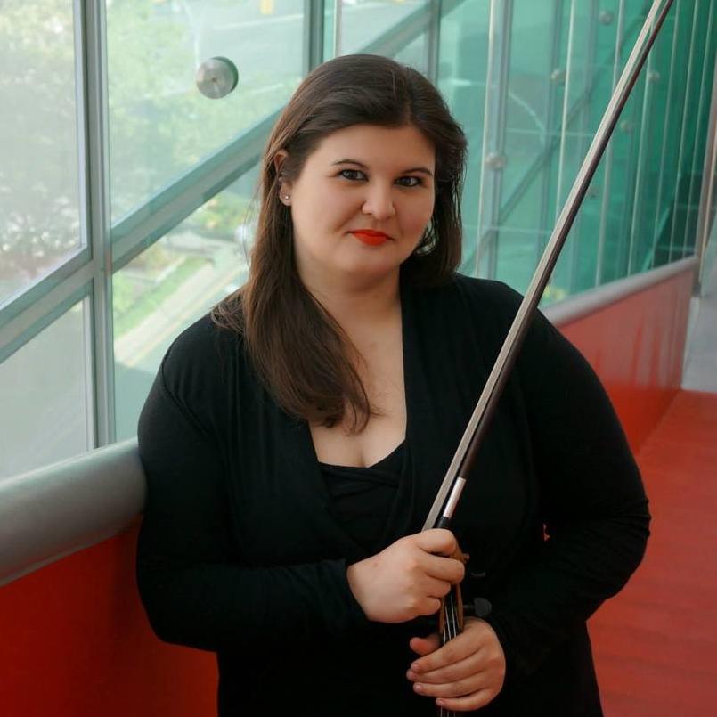Elizabeth Fayette violin