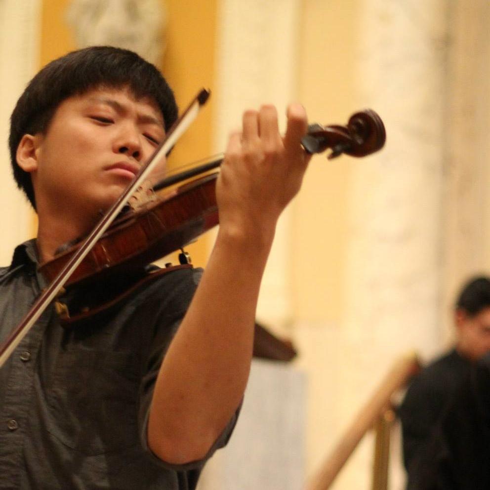 Siwoo Kim violin