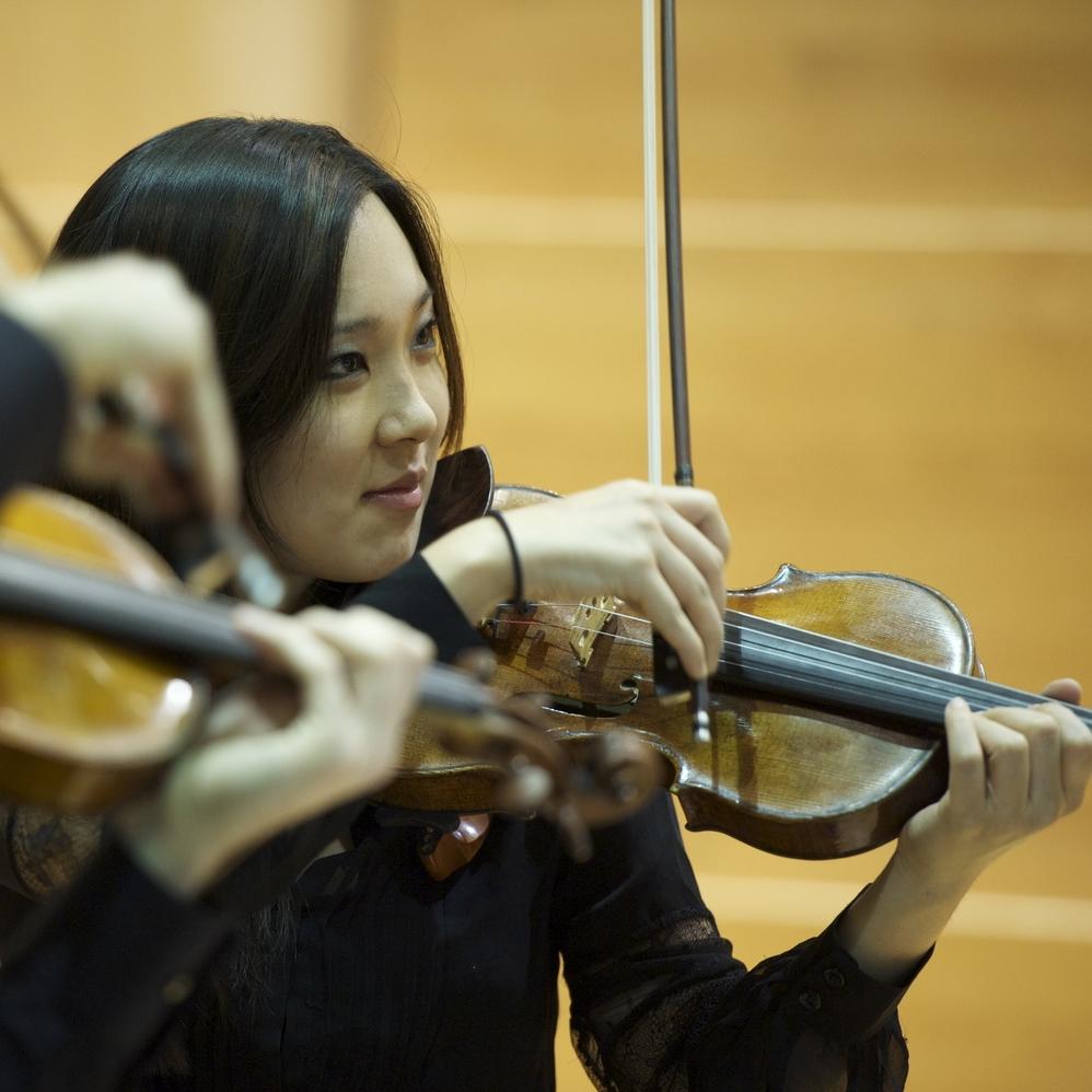 Grace Park violin