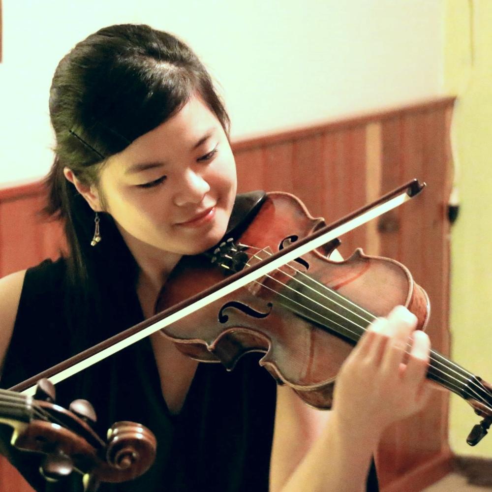 Li-Mei Liang violin