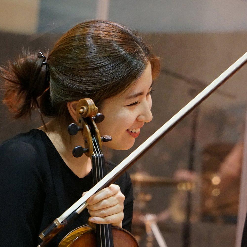 Su Hyun Park   violin
