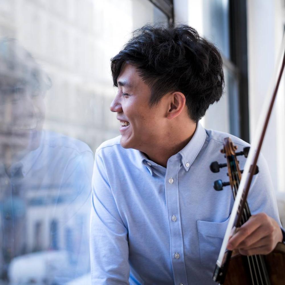 Henry Wang   violin