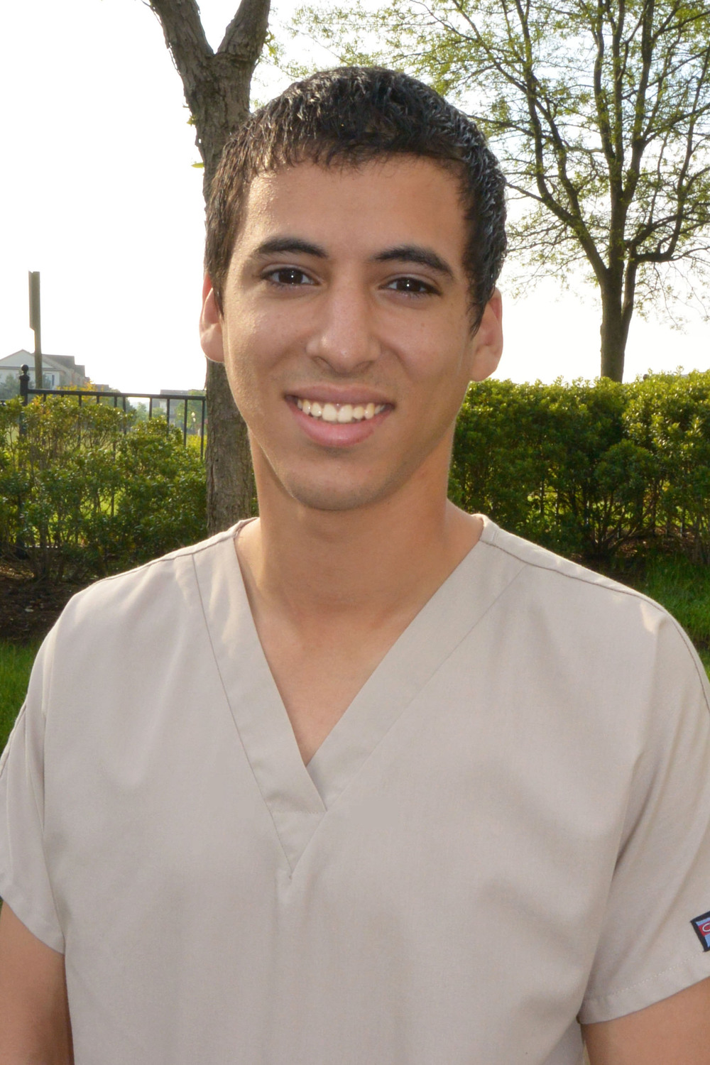 Kareem Fawzi    Medical Assistant