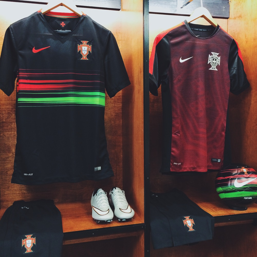 Skill and Flair  Nike Releases Portugal National Football Team 2015 ... 264f1685c69fb
