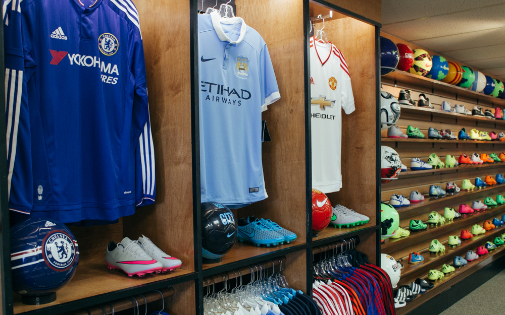 Soccer Uniform Store 74