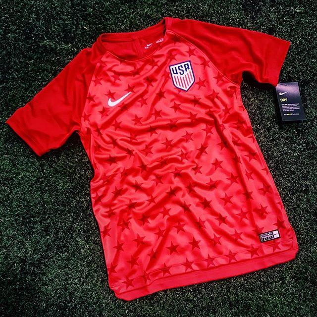 U-S-A, U-S-A!! 🇺🇸 #nike #nikefootball #usa #usmnt #worldcup