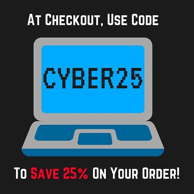 Cyber Monday Sale! Starting tomorrow, use code CYBER25 to save 25% on your purchase online at EastCoastSoccerShop.com! #CyberMonday #Nike #Adidas #NewBalance