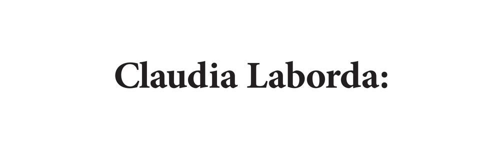 claudialaborda