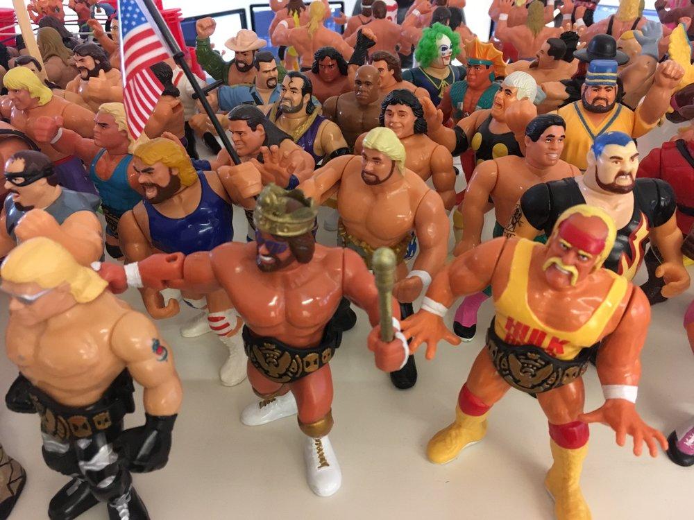 WWF_Characters