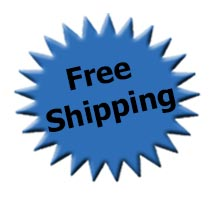 * We offer free shipping on orders over $50.