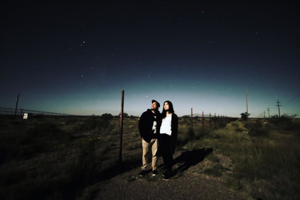 Watching the Mysterious Marfa Lights.