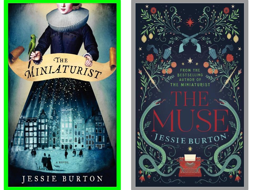 I absolutely adored The Miniaturist.