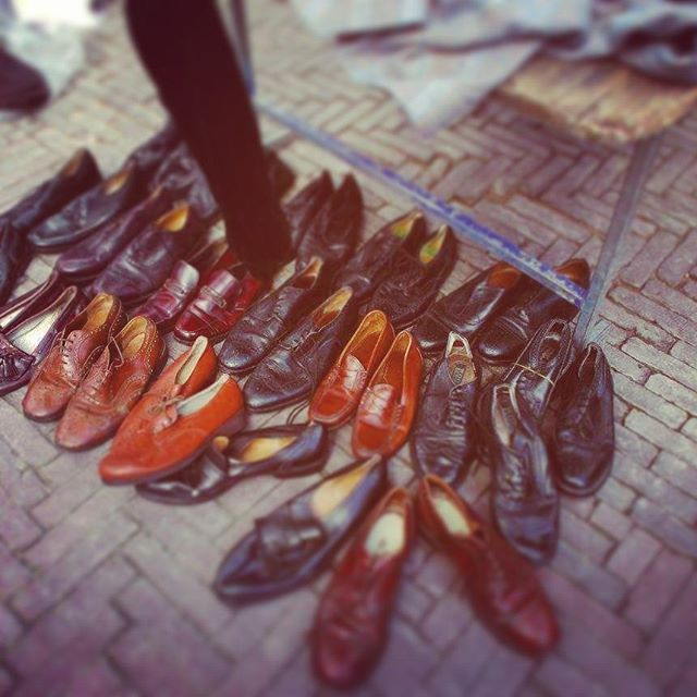 Shoes for sale. #latergram #amsterdam #photography
