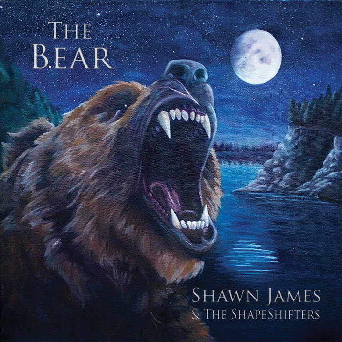 Shawn James & The Shapeshifters The Bear