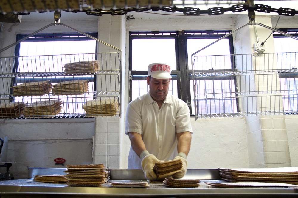 Streit's Matzos, Lower East Side, Manhattan