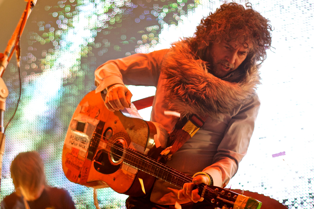 Wayne Coyne of The Flaming Lips