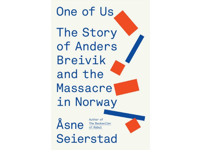 "RADIO: Åsne Seierstad on ""One of Us: The Story of Anders Breivik and the Massacre in Norway"" The Leonard Lopate Show on WNYC: 20 Apr 2015"