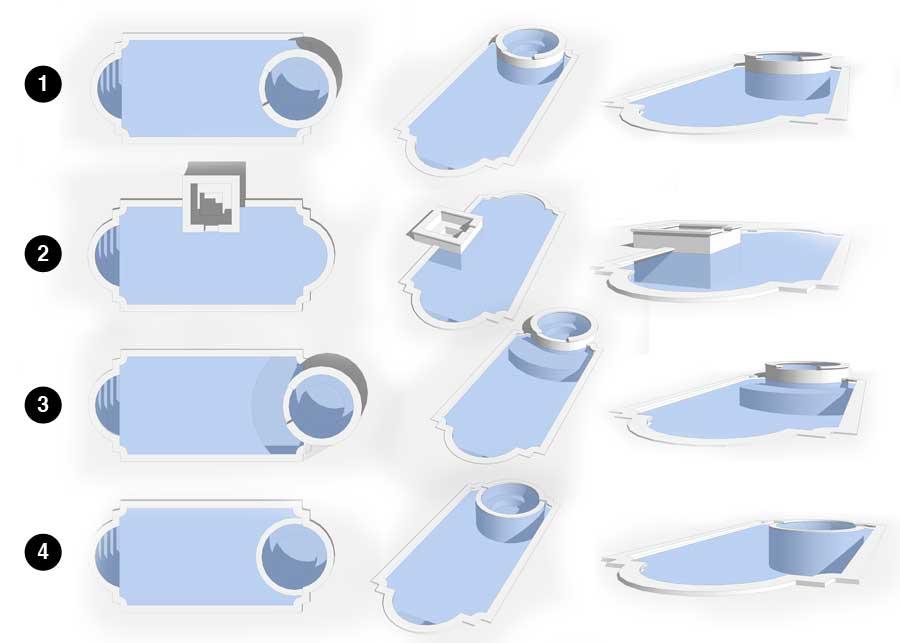 Pool and Spa Design Options
