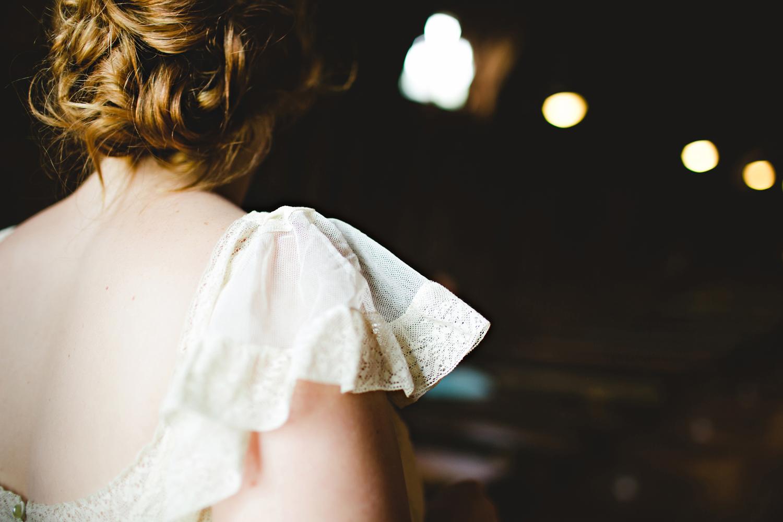 bhldn lace anthropologie wedding dress rustic