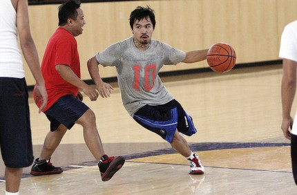 Basketball Manny