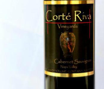 2007 Corte Riva Cabernet Sauvignon