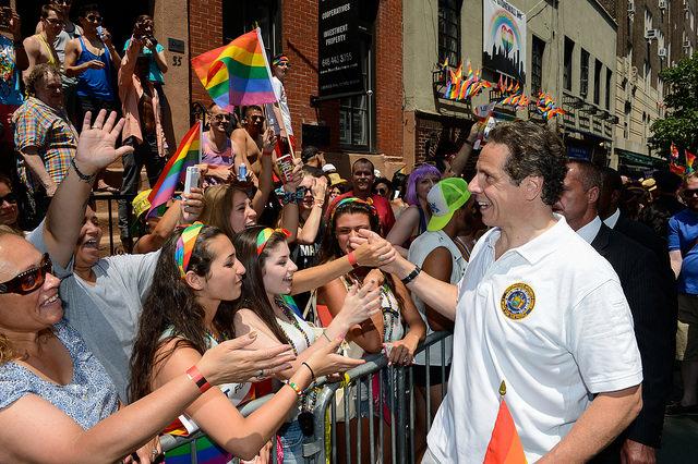cuomo gay pride