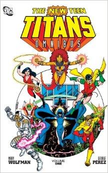The Teen Titans I read...