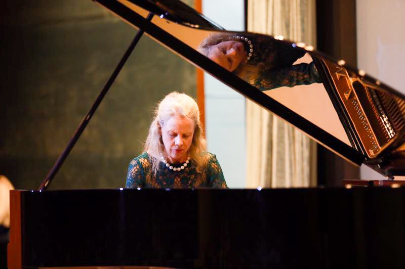 My solo recital in Macao. I love playing for the audiences there. So engaged and interested!