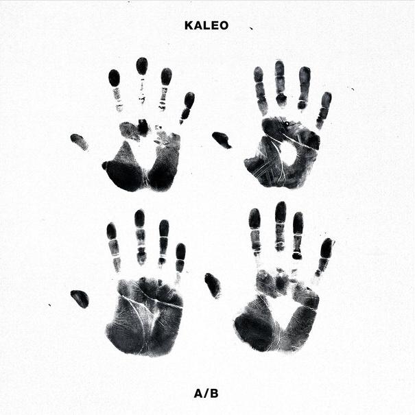 KALEO    a/b   Album art
