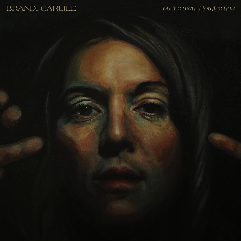 BRANDI CARLILE    By the way i forgive you   album art