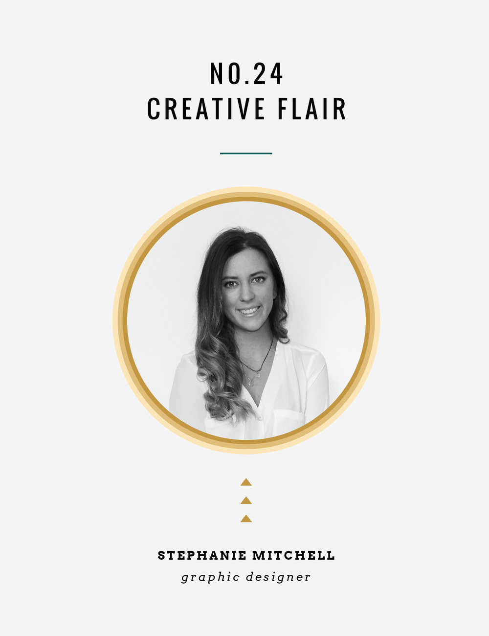 Creative Flair : Stephanie Mitchell | InBetween the Curls