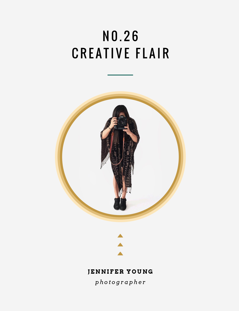Creative Flair : Jennifer Young | InBetween the Curls