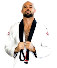 "Luke Rinehart ""The BJJ Ronin"""