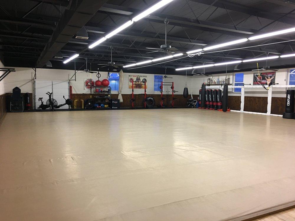 Big Mat Room 3,000 sq ft. -