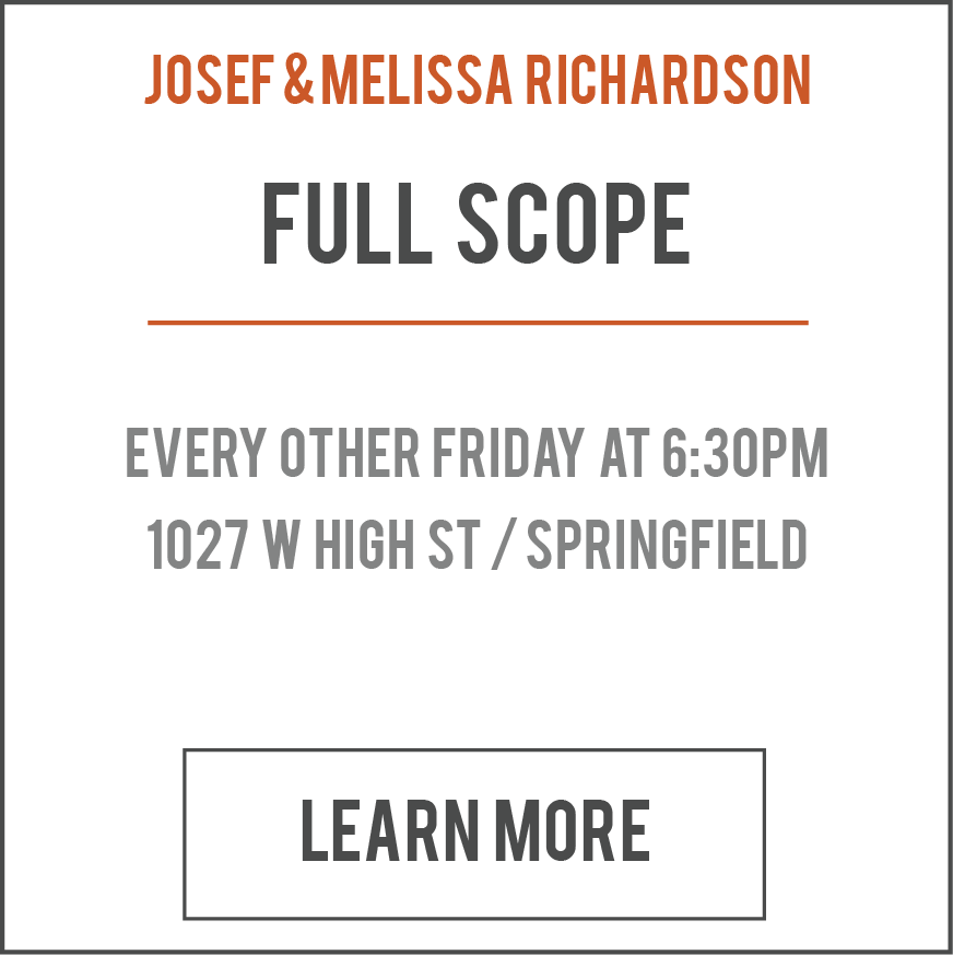 Full Scope is a group geared to encourage one another in holiness as we seek to apply biblical principles through education and prayer. We eagerly aspire to explore areas that affect our everyday lives, that we may get a full scope of how to live an abundant life in Christ.
