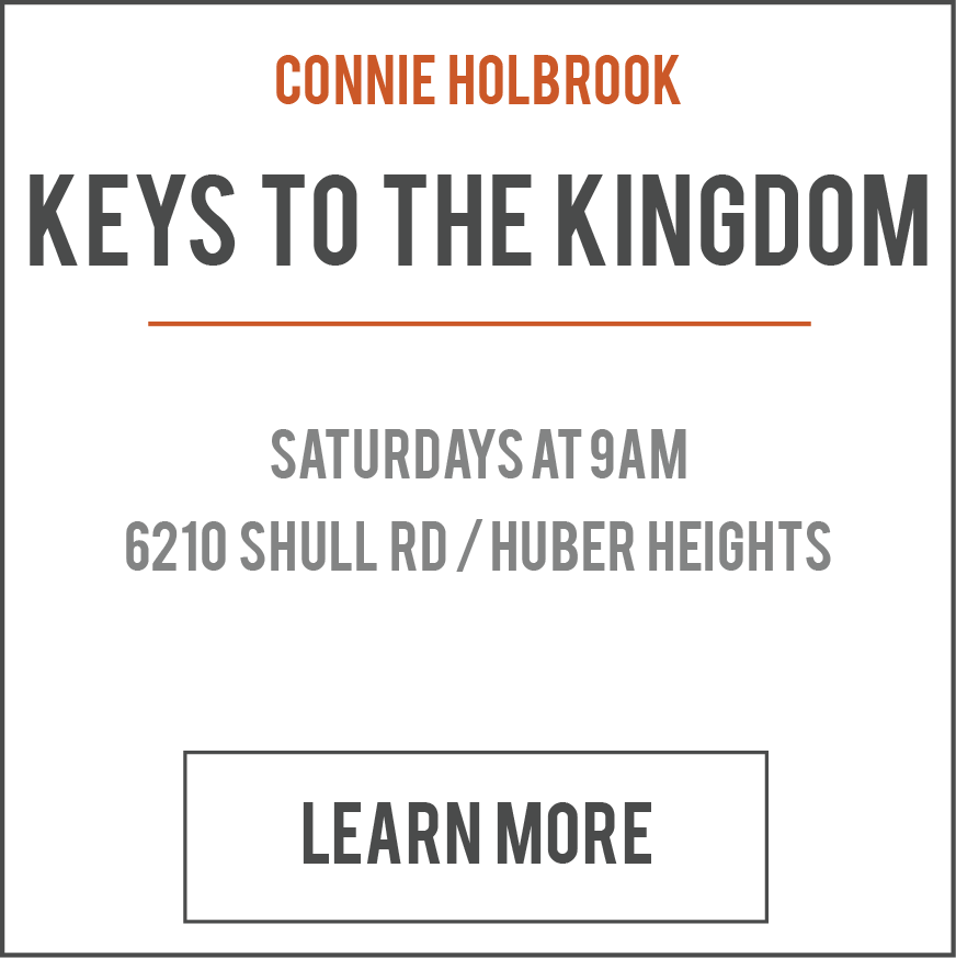 God has given us The Keys! Our group's desire is to learn how to use them. Come join us as we learn how by being filled with His Presence, knowing His Word, and walking in the authority and power our Father has given us. We can literally change the world around us. We look forward to you joining us!