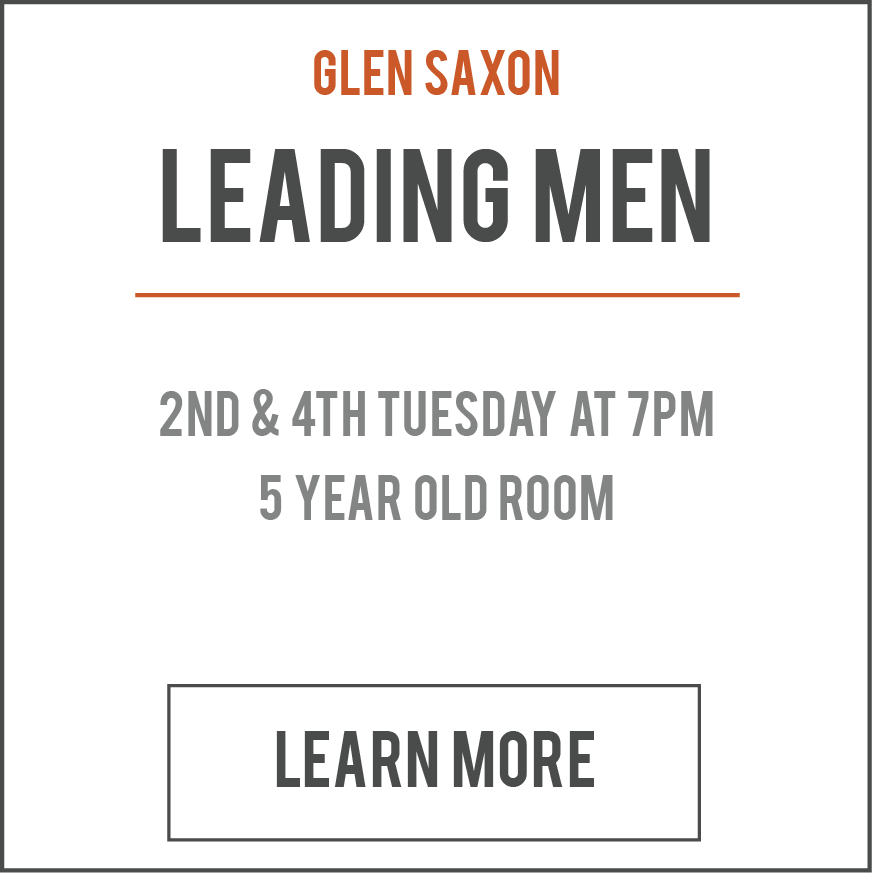 Leading Men will be an open discussion of men being the principal participants in the spheres of influence (family, job, community) which God has given them as His disciples. We will use Pastor Pat's sermons as the basis for study and open discussion to transform our lives into the men God has called us to be in these last days.  Leading Men will be inspired to create a viral gospel movement. Men will need to bring Pastor Pat's notes, Bible, pen and paper.