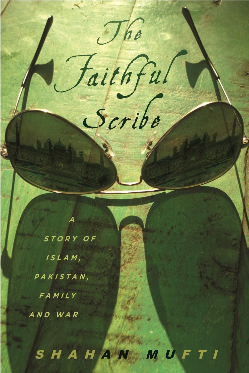 The faithful scribe Cover.jpg