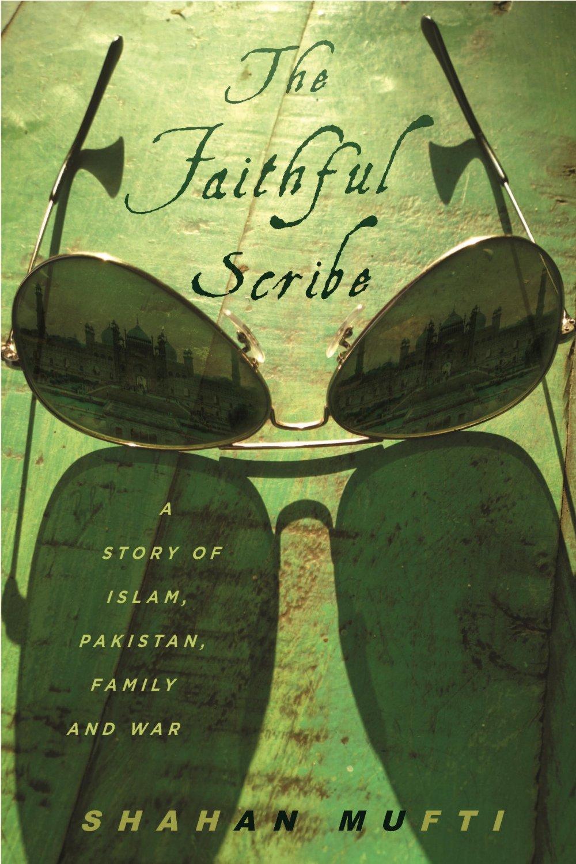 The faithful scribe Cover.jpg